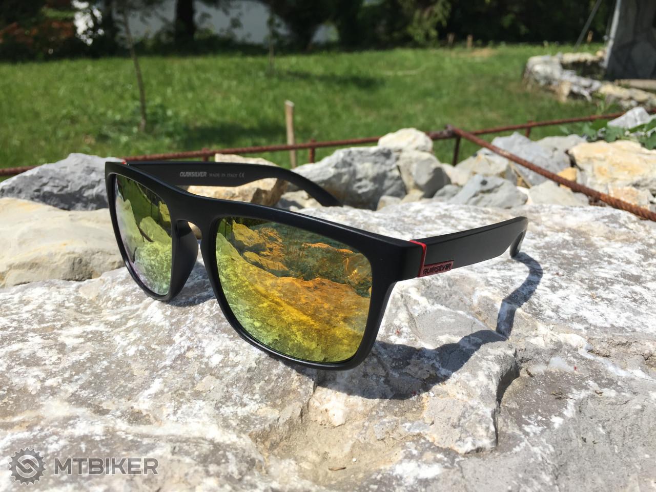 Quicksilver Slnečné Okuliare - Príslušenstvo - Okuliare - Bazár MTBIKER 2997e8c2e3b