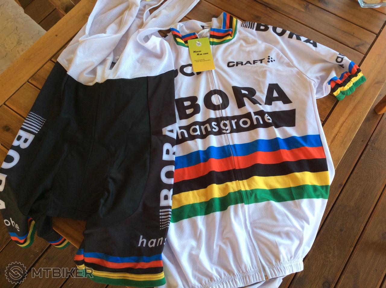 fe8943702 Nový Cyklistický Set Bora Hansgrohe Uci Dres+nohavice Xxl - Príslušenstvo -  Oblečenie a batohy - Bazár MTBIKER