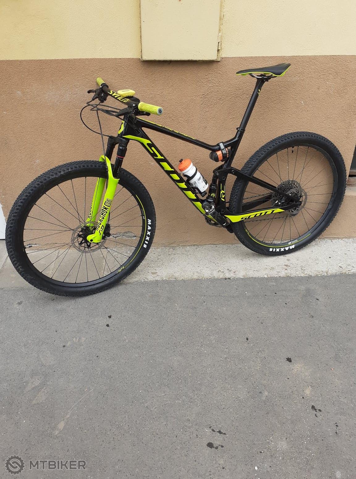 Scott Spark 900 RC 29er - 2015 | 29er Mountain bikes from £349