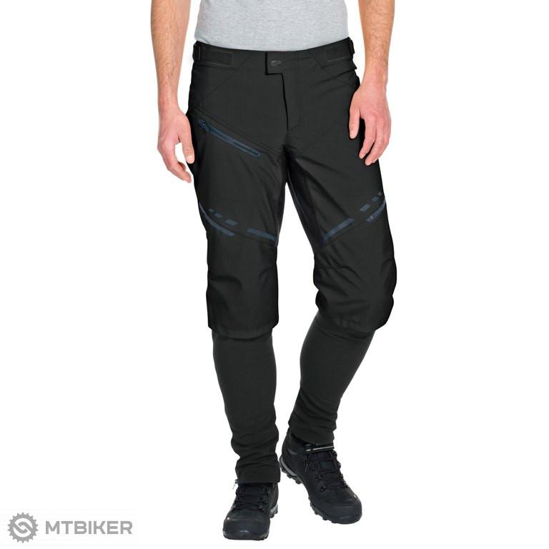 9a0547cc0c Xl Softshell Bike Nohavice Vaude Men s Virt Softshell Pants 2 - Black -  Príslušenstvo - Oblečenie a batohy - Bazár MTBIKER