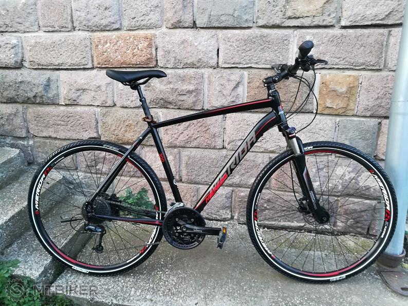 275c8c45d1db Predám Zánovný Trekový Bicykel Merida Crossway 300. - Bicykle - Pevné a  hardtail - Bazár MTBIKER