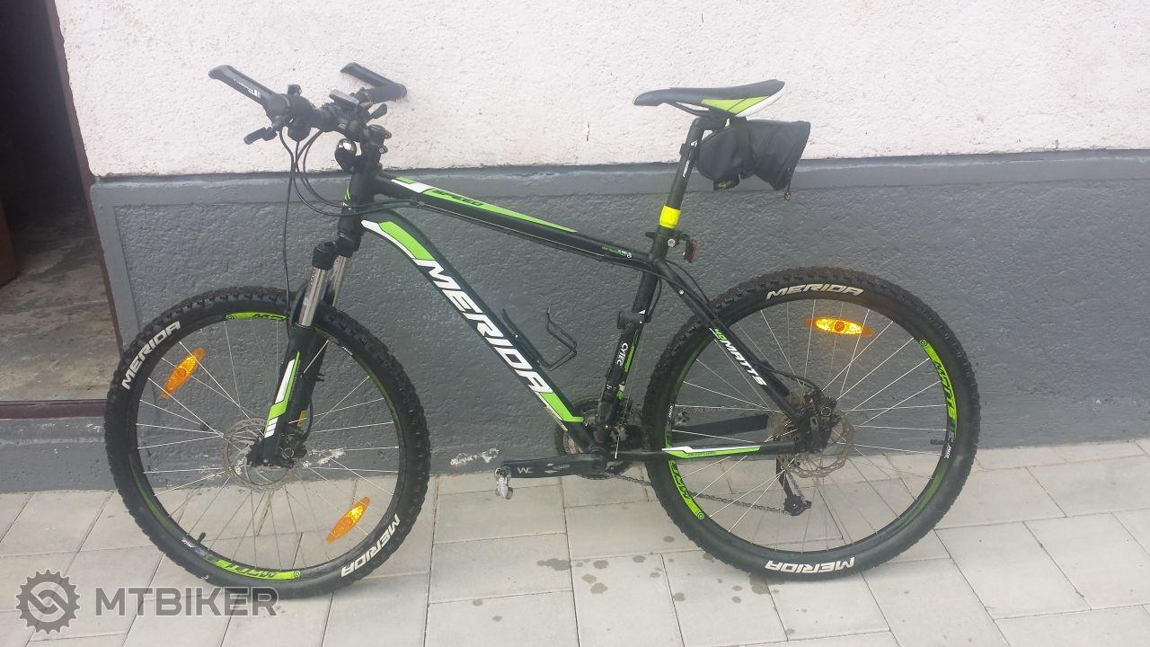 fbfbf03575f7 Predám Bicykel Merida - Bicykle - Pevné a hardtail - Bazár MTBIKER