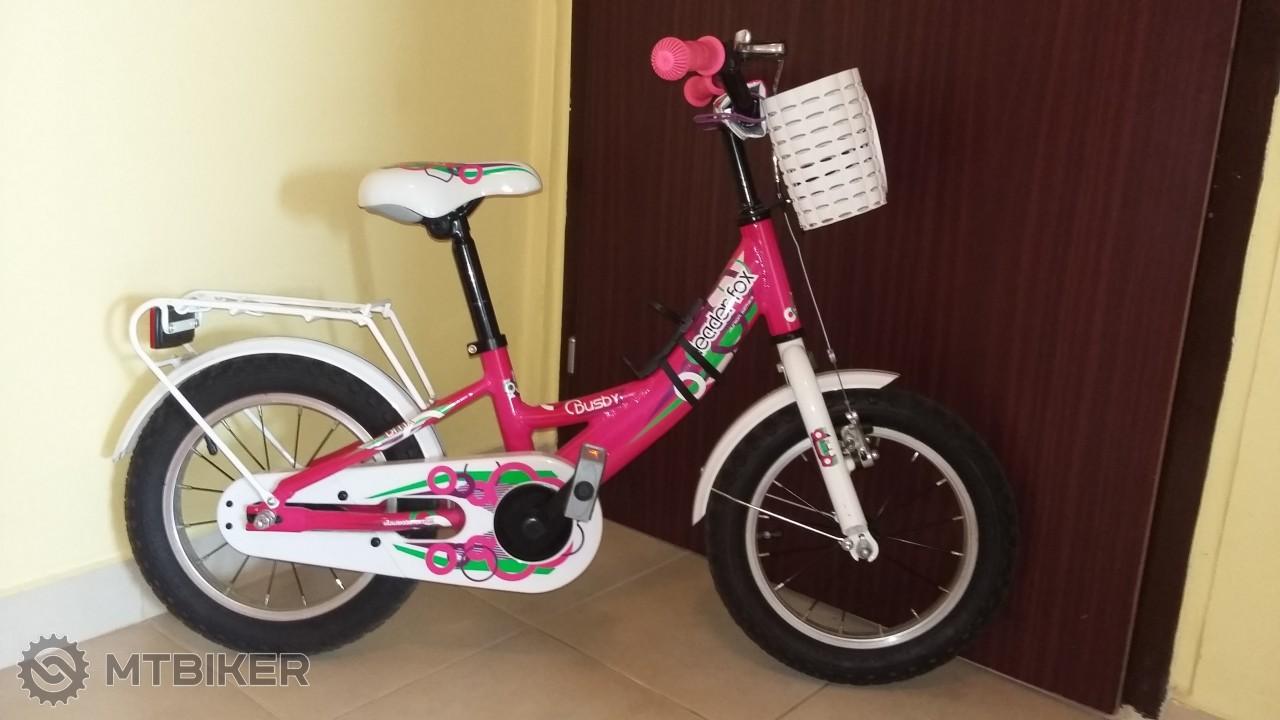 5110b7b54db46 Na Predaj Detský Bicykel Leader Fox Busby - Bicykle - Cestné - Bazár MTBIKER