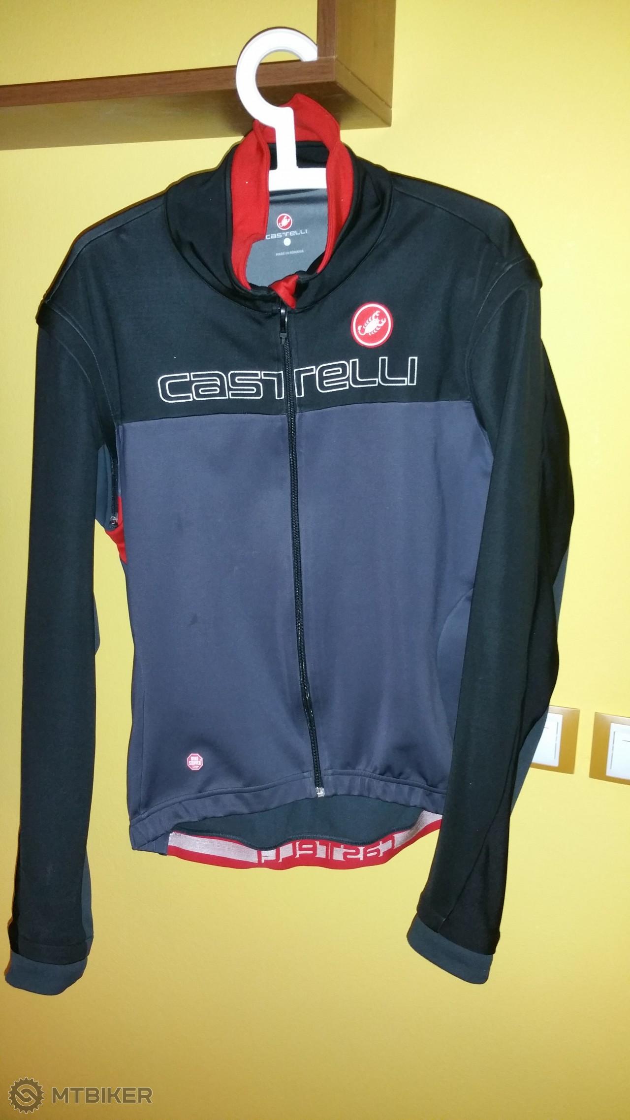 0a25334c5d4a2 Predam Cyklo Bundu Castelli Poggio Convertible Antracit-čierna Xxl -  Príslušenstvo - Oblečenie a batohy - Bazár MTBIKER