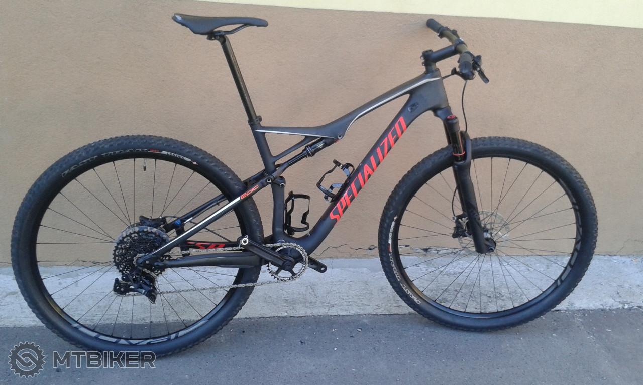 46b7f404782aa Specialized Epic Fsr Expert Carbon World Cup - Bicykle - Celoodpružené - Bazár  MTBIKER