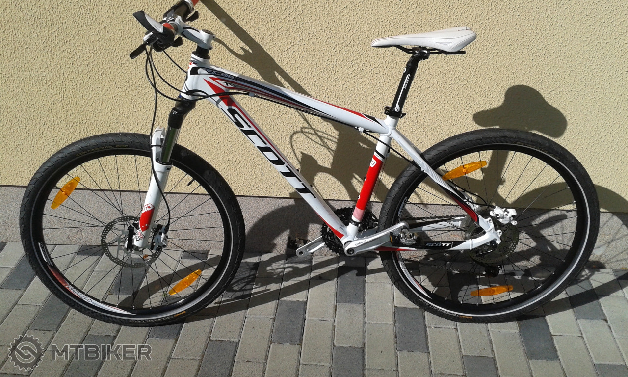 ba45ce05e1064 Predám Bicykel Scott Scale 70 , 17