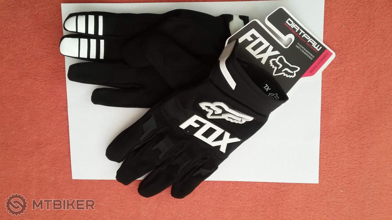 Rukavice Fox - Príslušenstvo - Oblečenie a batohy - Bazár MTBIKER 3b4193ab28
