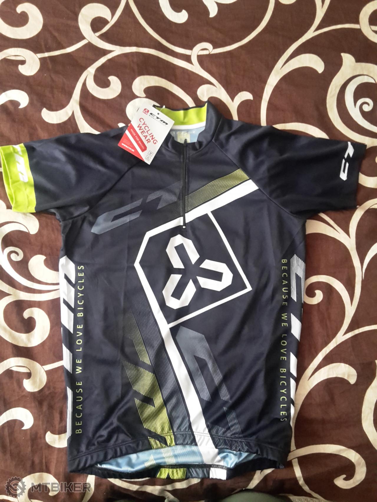 5cf8887b02f4e Ctm Cyklisticky Dres