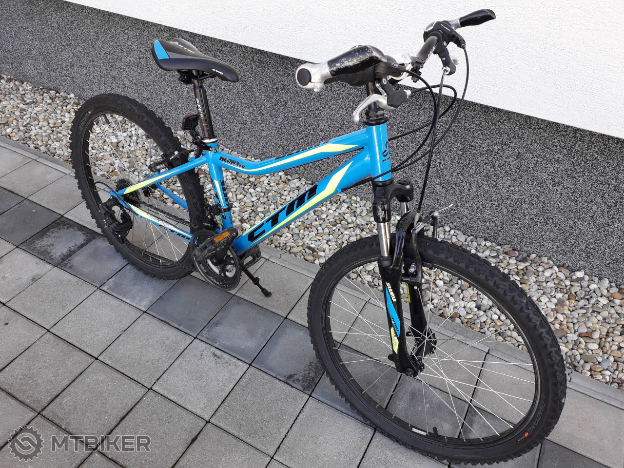 2b2a029af0423 Predám Detský Horský Bicykel Ctm Veľkosť 24 - Bicykle - Pevné a hardtail -  Bazár MTBIKER