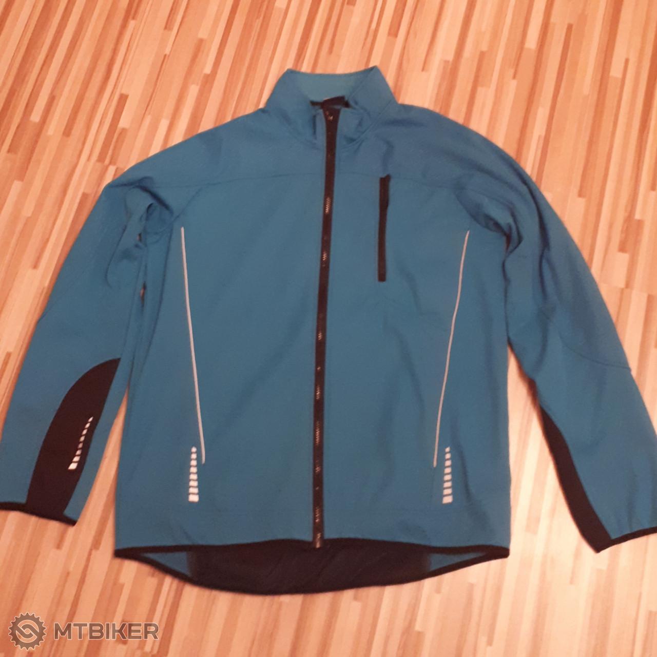 012204209 Cyklo Bunda Crivit Jar,jeseň - Príslušenstvo - Oblečenie a batohy - Bazár  MTBIKER
