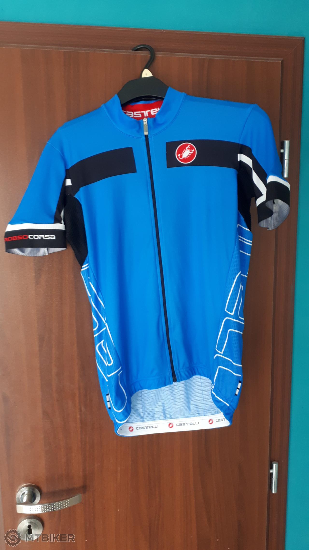 cbe3bca8d1f41 Cyklo Dres Castelli - Príslušenstvo - Oblečenie a batohy - Bazár MTBIKER
