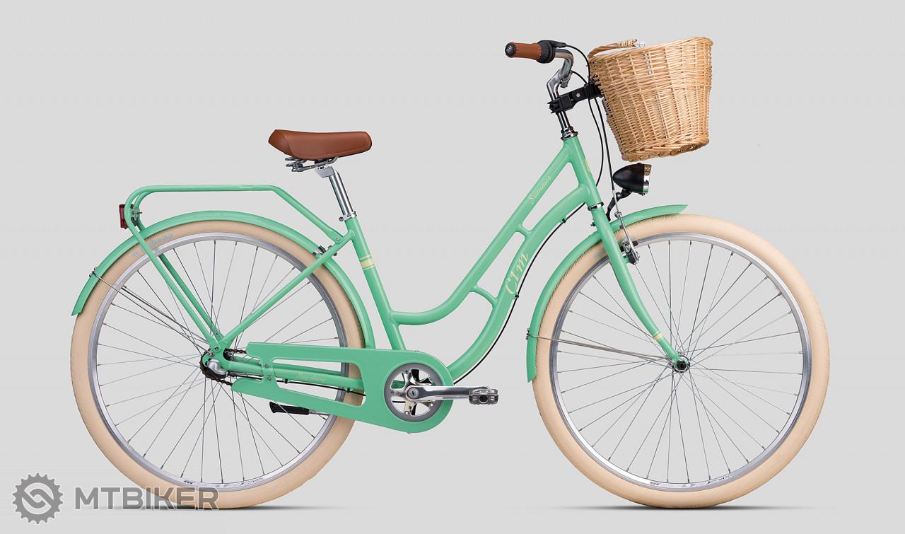 7200363829 Predám Nový Mestský Bicykel Ctm Summer - Bicykle - Pevné a hardtail - Bazár  MTBIKER