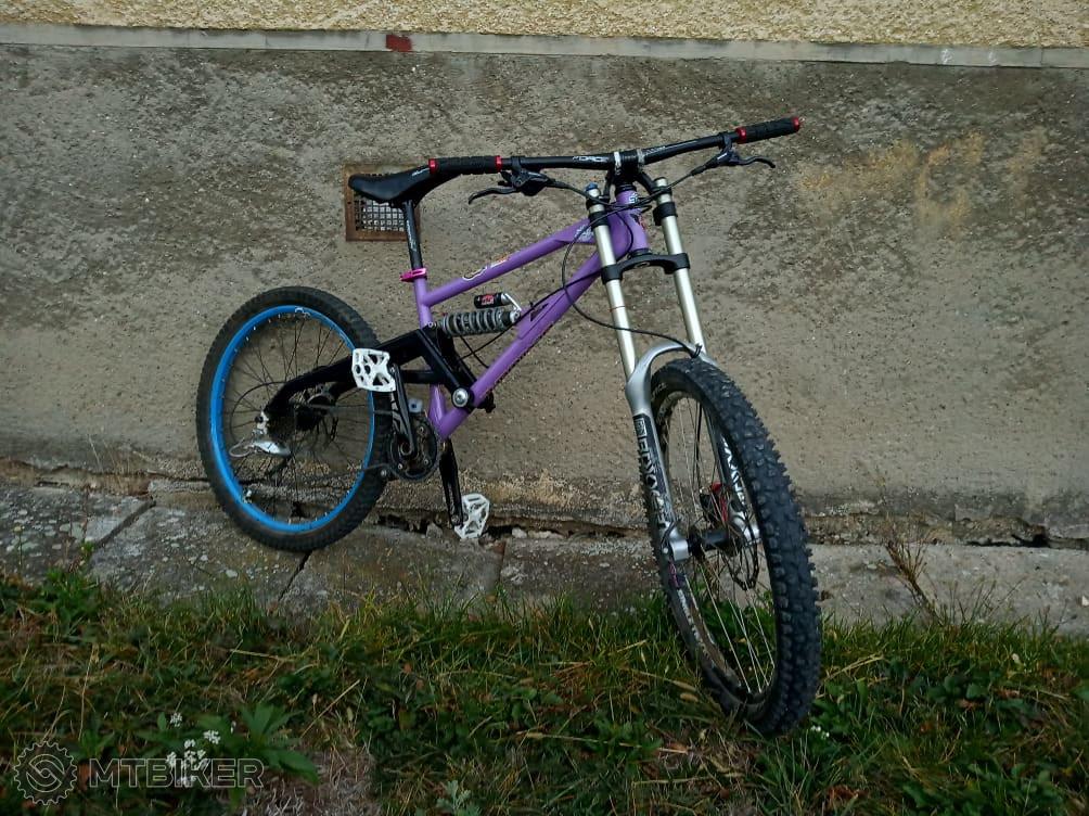 95efb13f06 Bicykle - Celoodpružené - Bazár MTBIKER