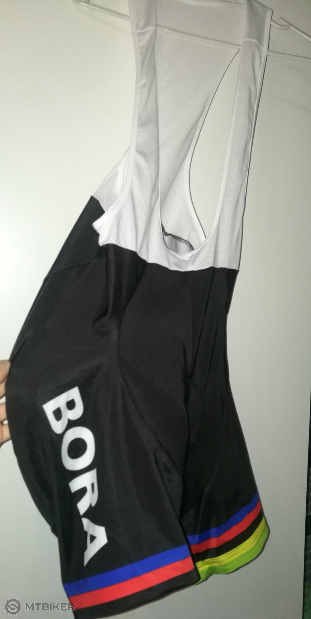 5544afc0175e9 Nohavice Bora Hansgrohe - Príslušenstvo - Oblečenie a batohy - Bazár MTBIKER