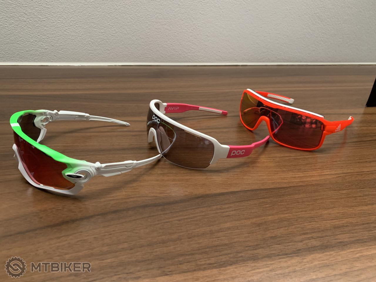 82e261562 Okuliare Oakley, Adidas A Poc - Príslušenstvo - Okuliare - Bazár MTBIKER