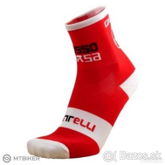 69a6236a8723 Pánske športové Ponožky Castelli - Príslušenstvo - Oblečenie a batohy - Bazár  MTBIKER