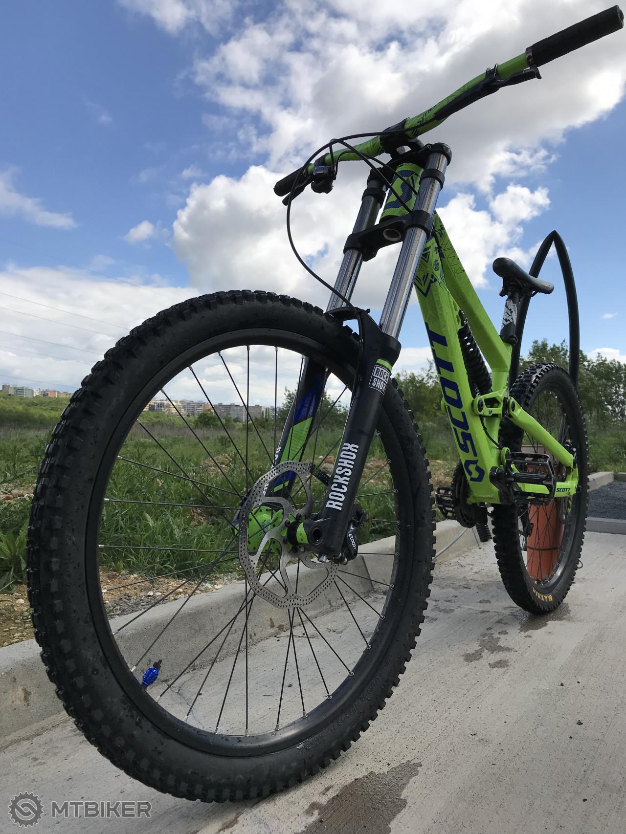 fbdb73501 Scott Voltage Fr 20 - Bicykle - Celoodpružené - Bazár MTBIKER