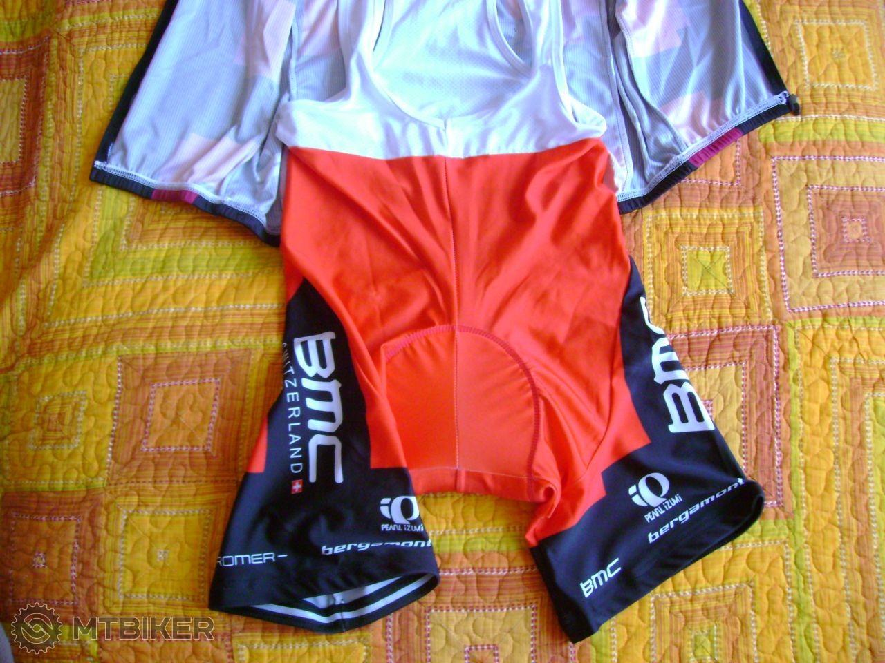 4fdc30c3df1a6 RezervovanÉ Predám Cyklistické Nohavice B M C - Veľk. L - Príslušenstvo -  Oblečenie a batohy - Bazár MTBIKER