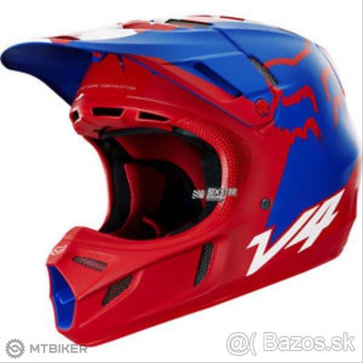 23ee07c7bc66a Fox Racing V4 Libra Limited Edition - Príslušenstvo - Prilby - Bazár MTBIKER
