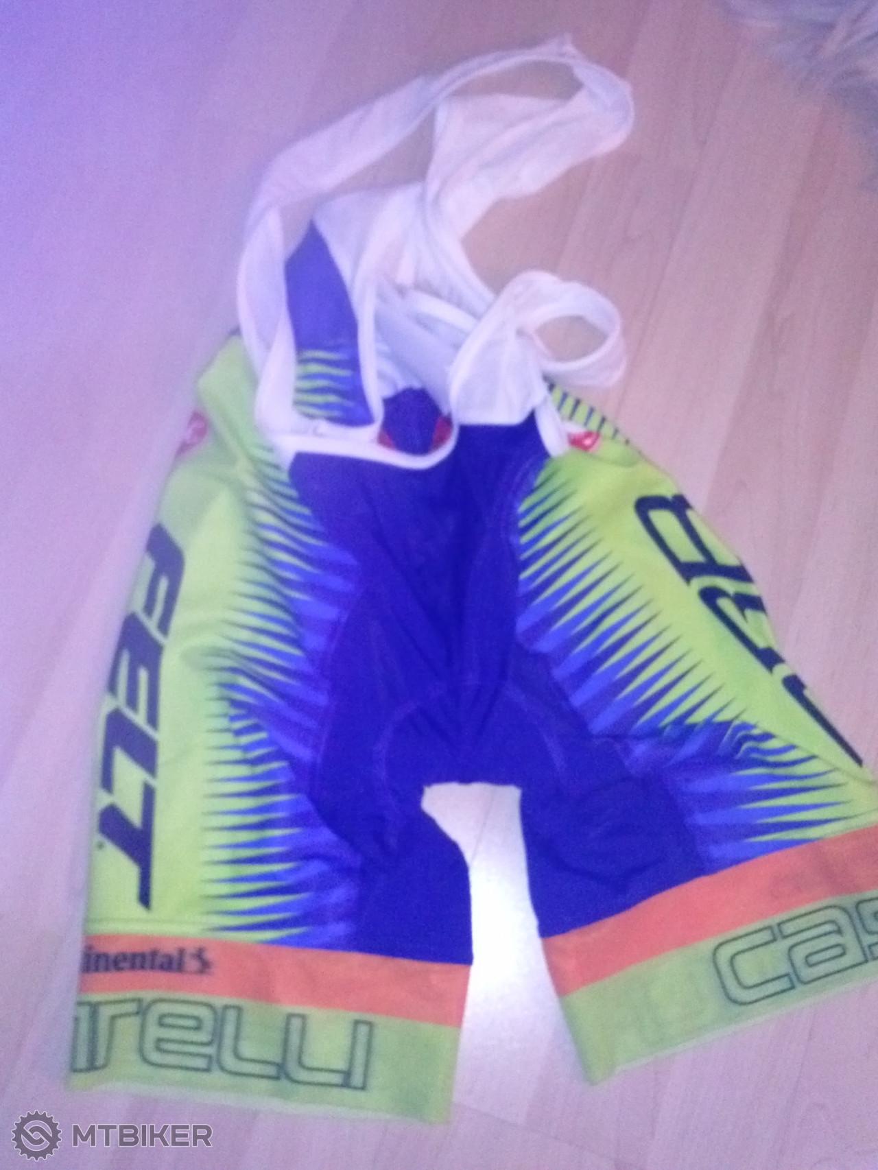 525c0cbeff1e3 Predam Cyklodres Castelli - Príslušenstvo - Oblečenie a batohy - Bazár  MTBIKER
