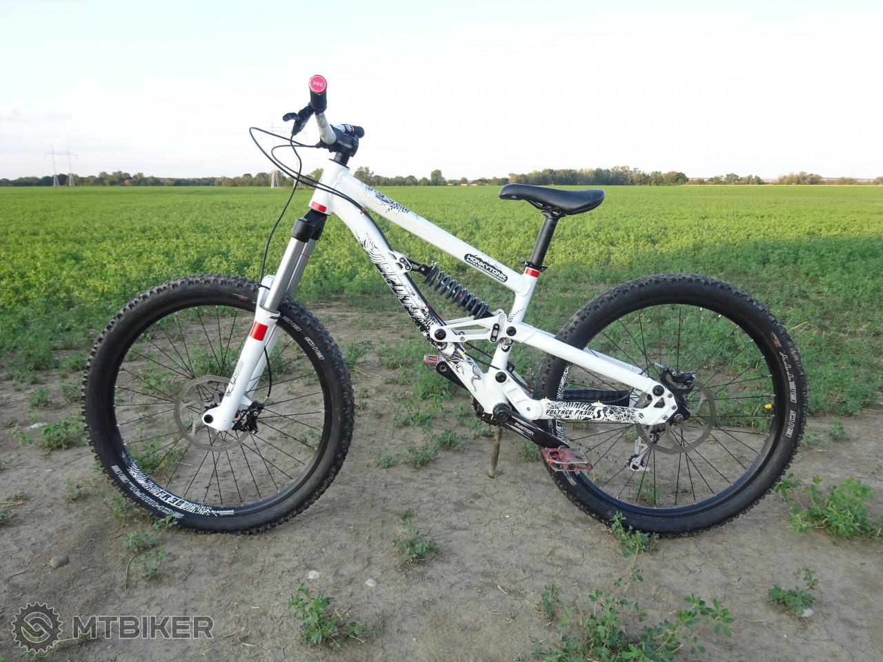 f5fcf0276 Predám Scott Voltage Fr30 2011 - Veľkosť S (výška Cca 165-180cm) - Bicykle  - Celoodpružené - Bazár MTBIKER