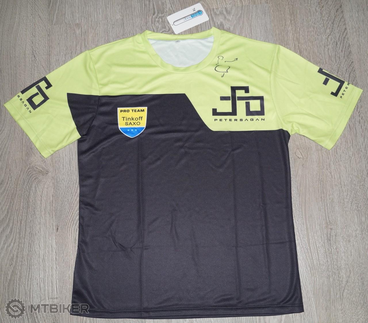 c0111e1230cf8 Tričko Peter Sagan, Tinkoff Saxo Pro Team - Príslušenstvo - Oblečenie a  batohy - Bazár MTBIKER