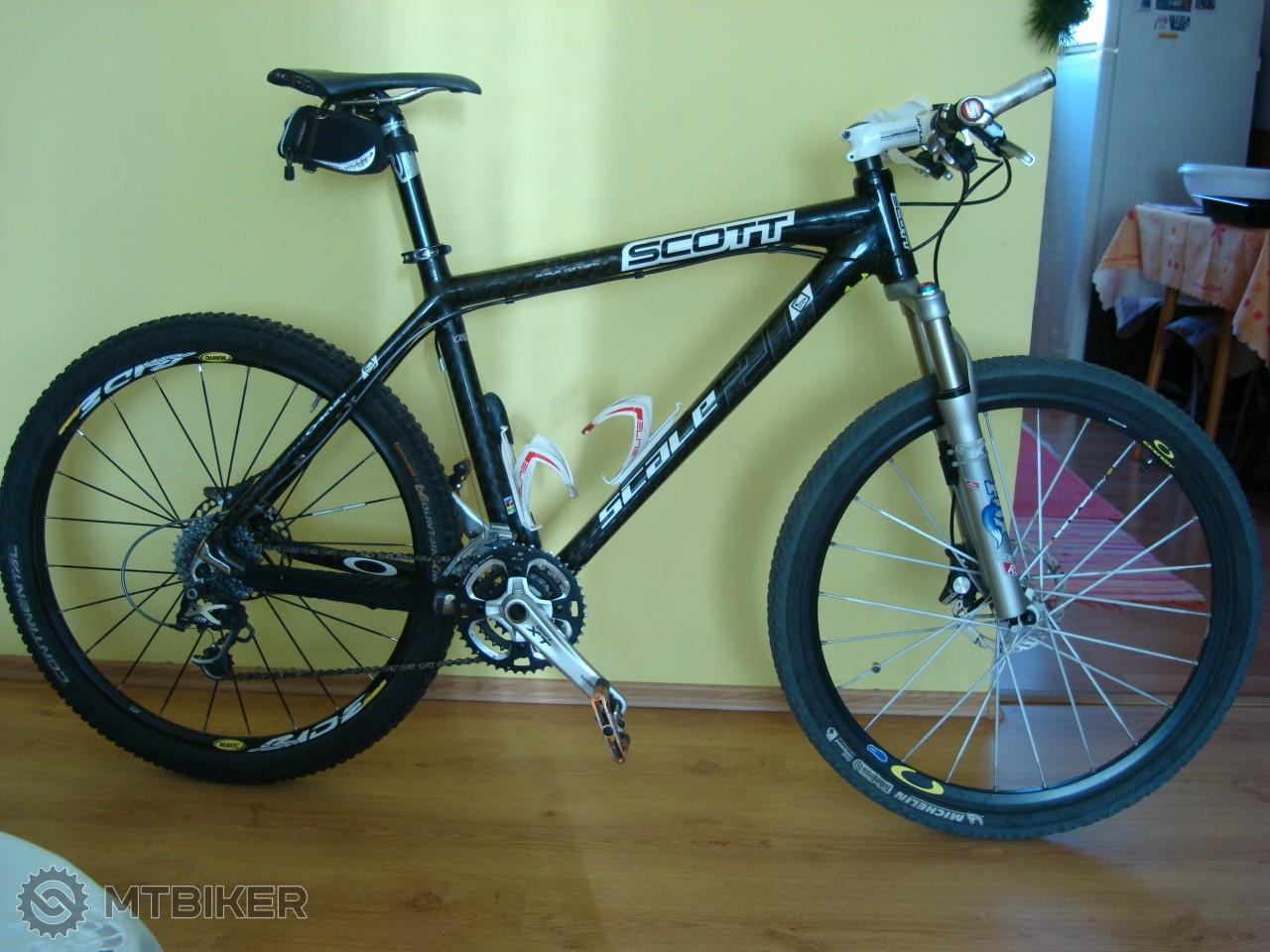 41e45f8b4 Predaj - Horský Bicykel Scott Scale 20 - Bicykle - Pevné a hardtail - Bazár  MTBIKER