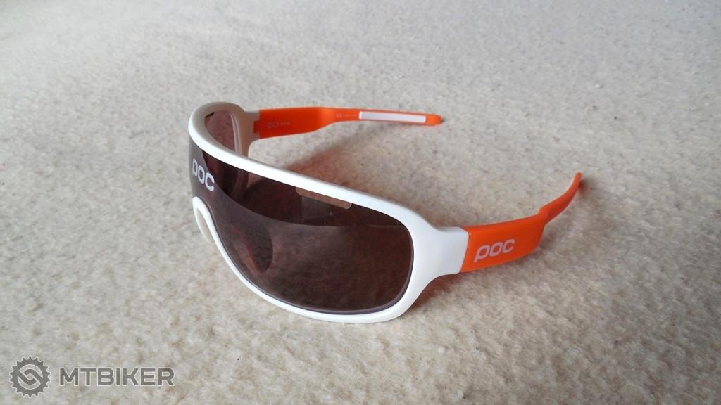 458ba7e54 Športové Okuliare Poc-white/orange, Polarized - Príslušenstvo - Okuliare - Bazár  MTBIKER