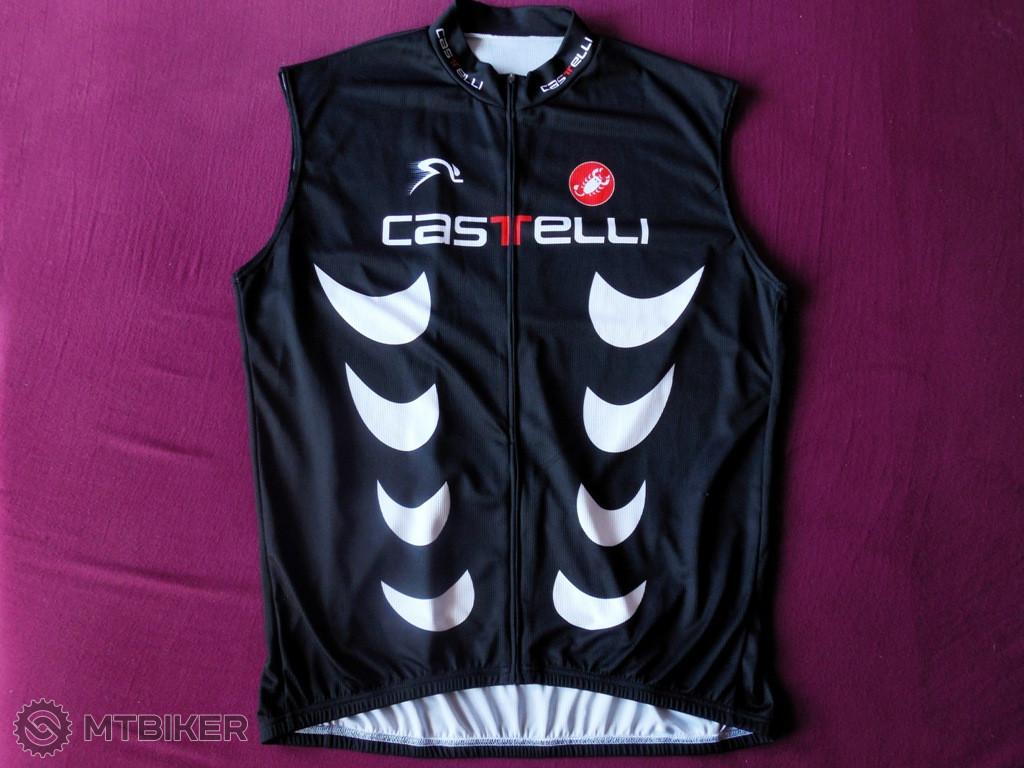 b8f4c3192b226 Cyklodres Bez Rukávov Castelli, 4xl - Príslušenstvo - Oblečenie a batohy - Bazár  MTBIKER