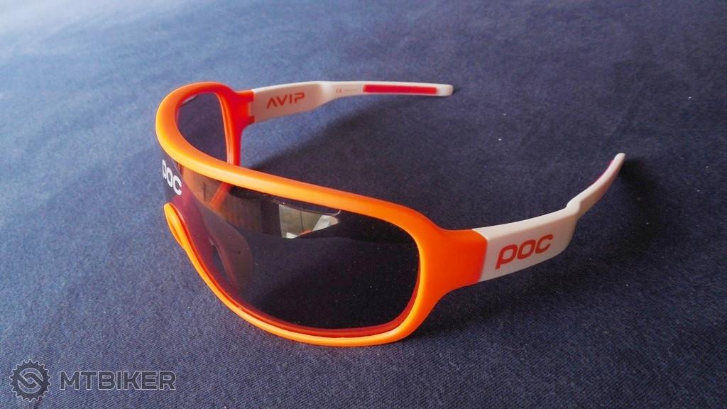 6e0b74a10 Športové Okuliare P O C,orange/white,repl - Príslušenstvo - Okuliare - Bazár  MTBIKER