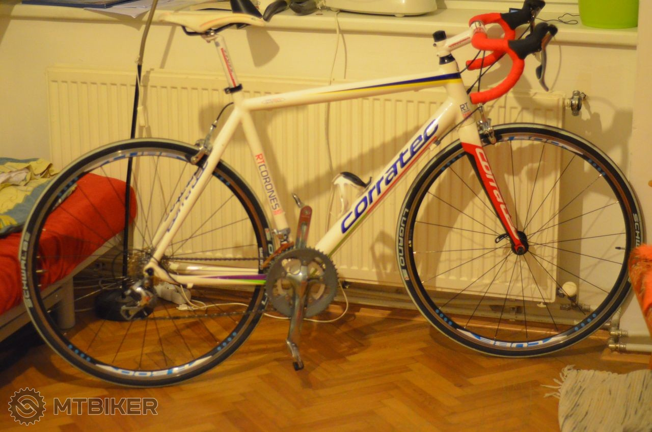 Corratec Rt Corones - Rezervovaný - Bicykle - Cestné - Bazár MTBIKER c4fb4fdc4f