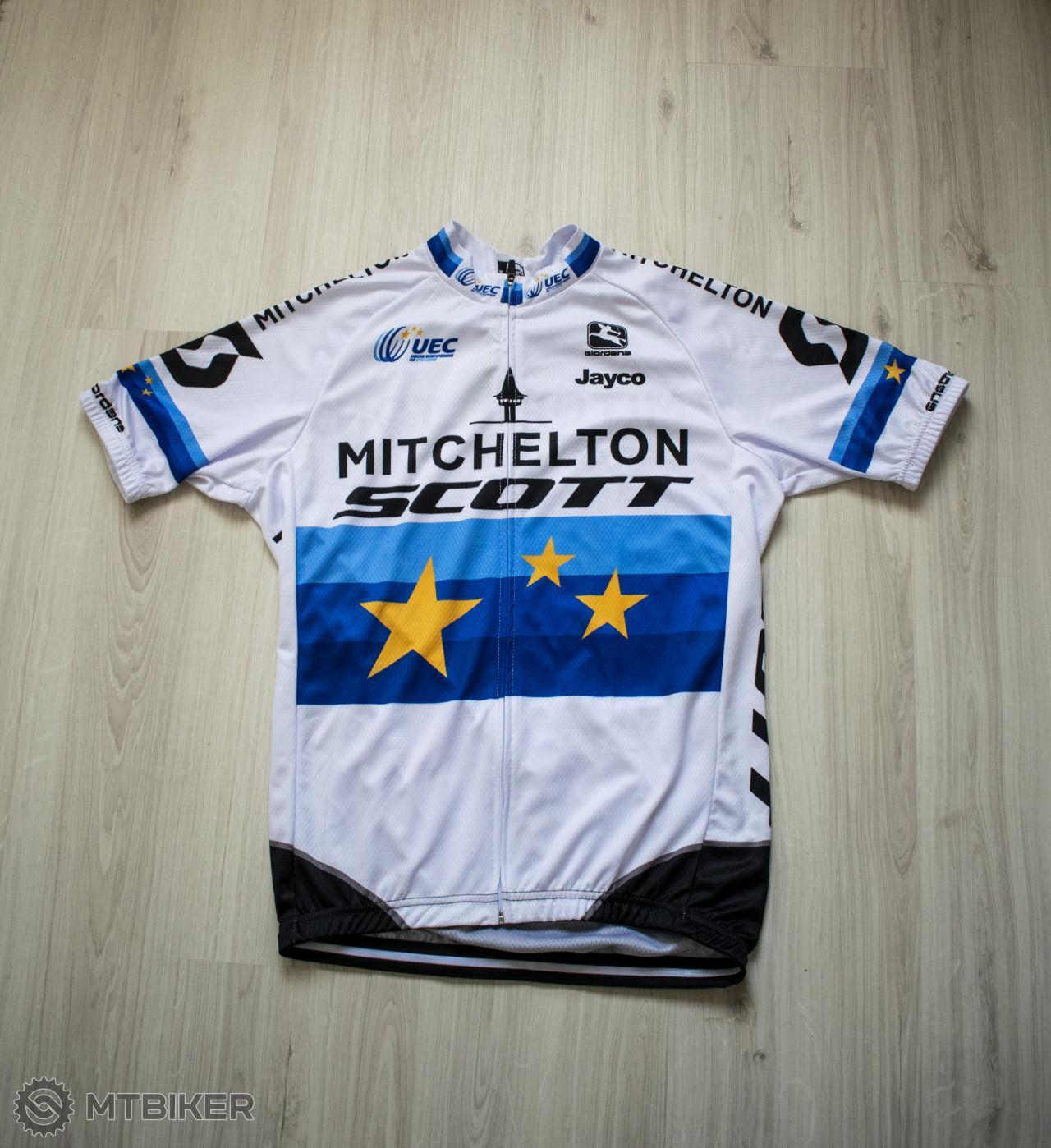 334827dda Predám čisto Nový Európsky Dres Mitchelton-scott M/l - Príslušenstvo -  Oblečenie a batohy - Bazár MTBIKER