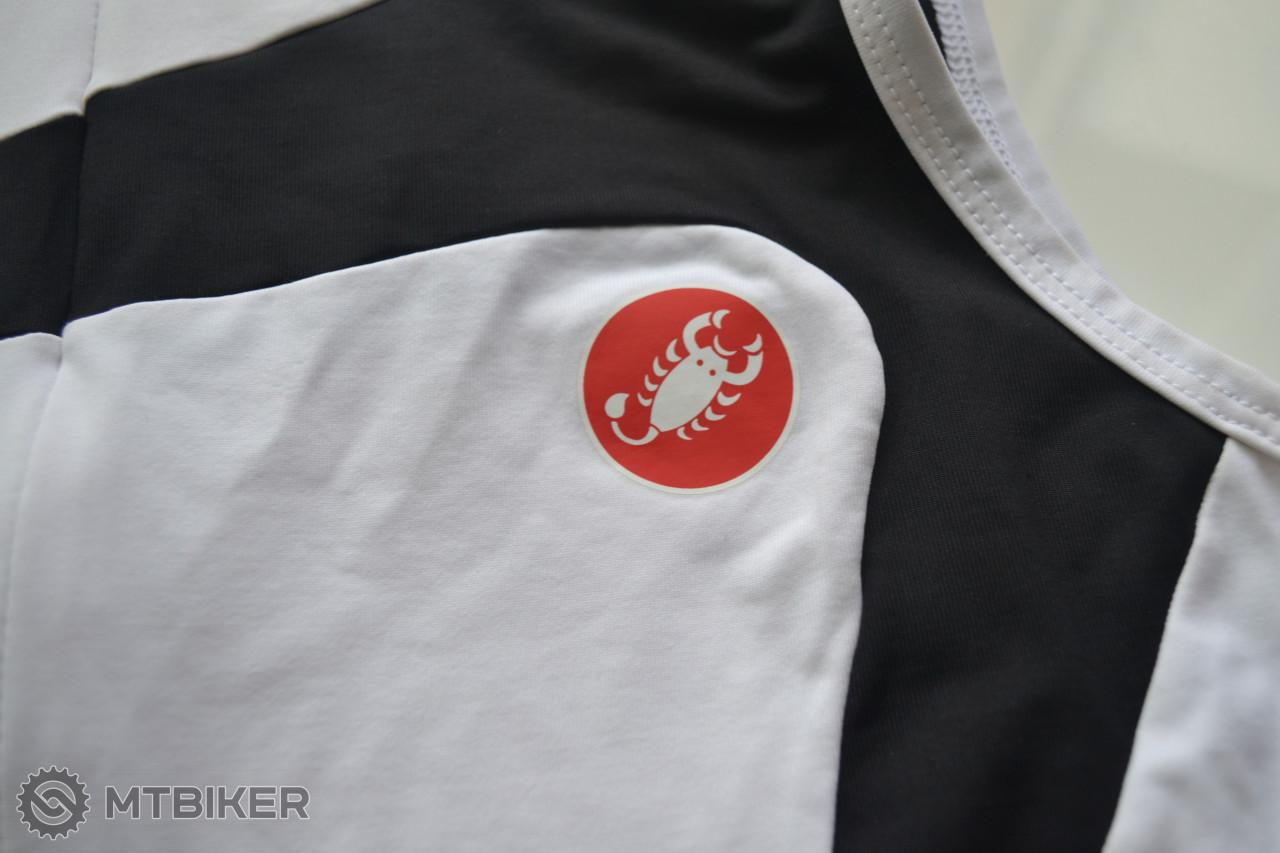 e15702da685f2 Dámský Cyklistický Dres Castelli - Príslušenstvo - Oblečenie a batohy - Bazár  MTBIKER