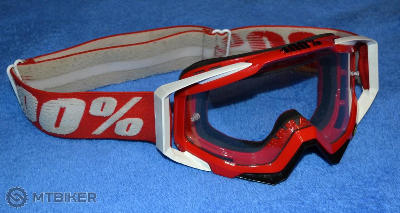 Predám Okuliare 100% Racecraft - Príslušenstvo - Okuliare - Bazár MTBIKER 066dd23145f
