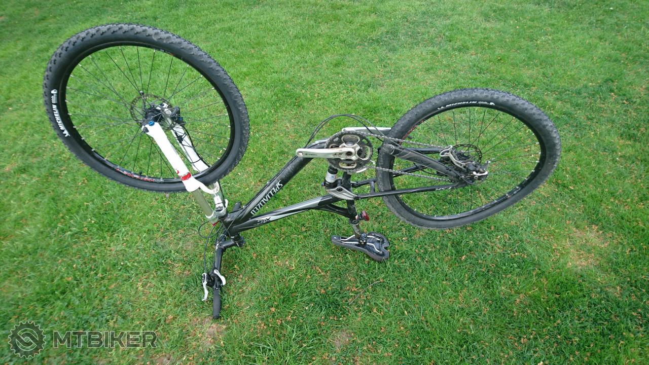 Predam Specialized Xc Fsr Na Suciastky - Bicykle