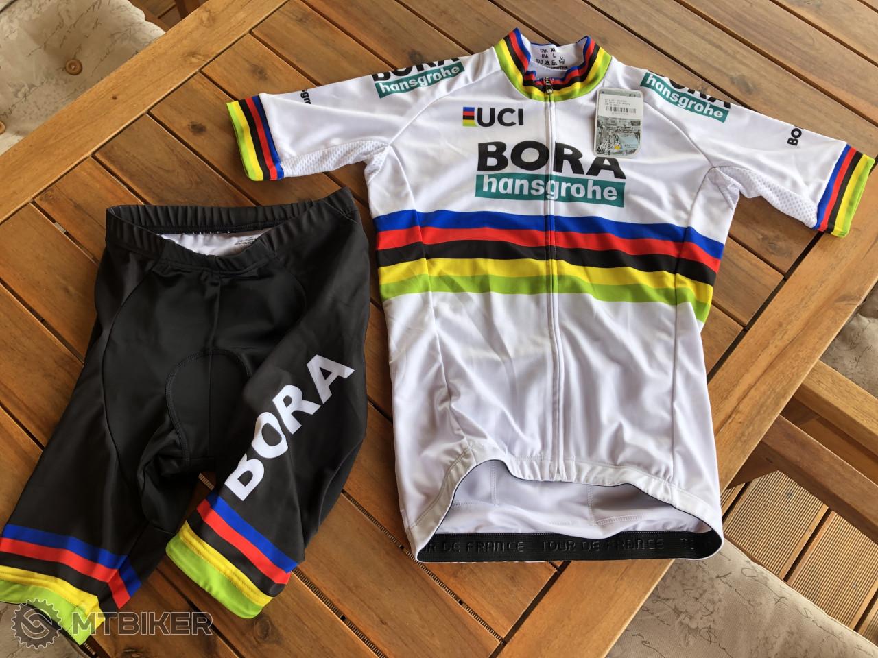 2ccc91c30 Bora Uci 2018 DetskÝ CyklistickÝ Set - Replika, Veľkosť L - 155 Cm -  Príslušenstvo - Oblečenie a batohy - Bazár MTBIKER