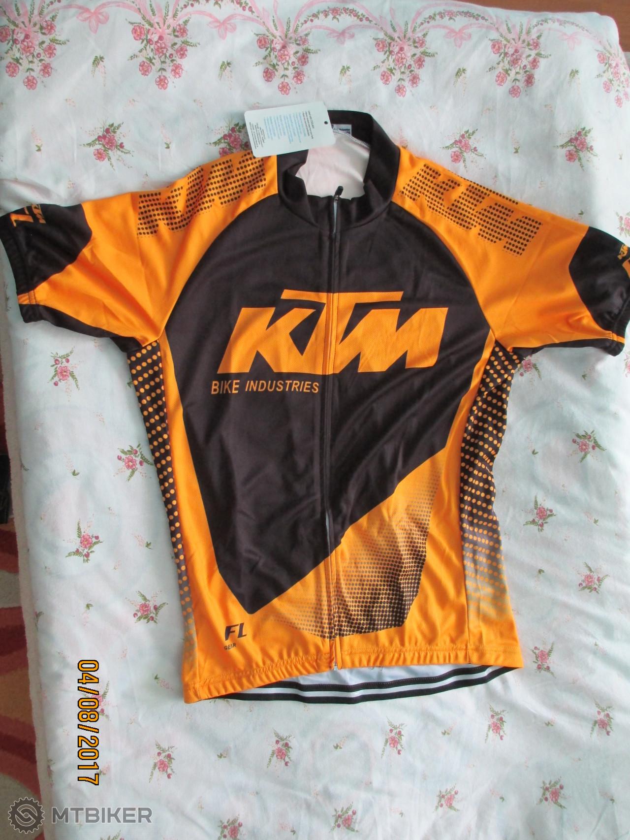 a9a2e6c4c829b Predám Cyklo Komplet Ktm Factory - Príslušenstvo - Oblečenie a batohy - Bazár  MTBIKER