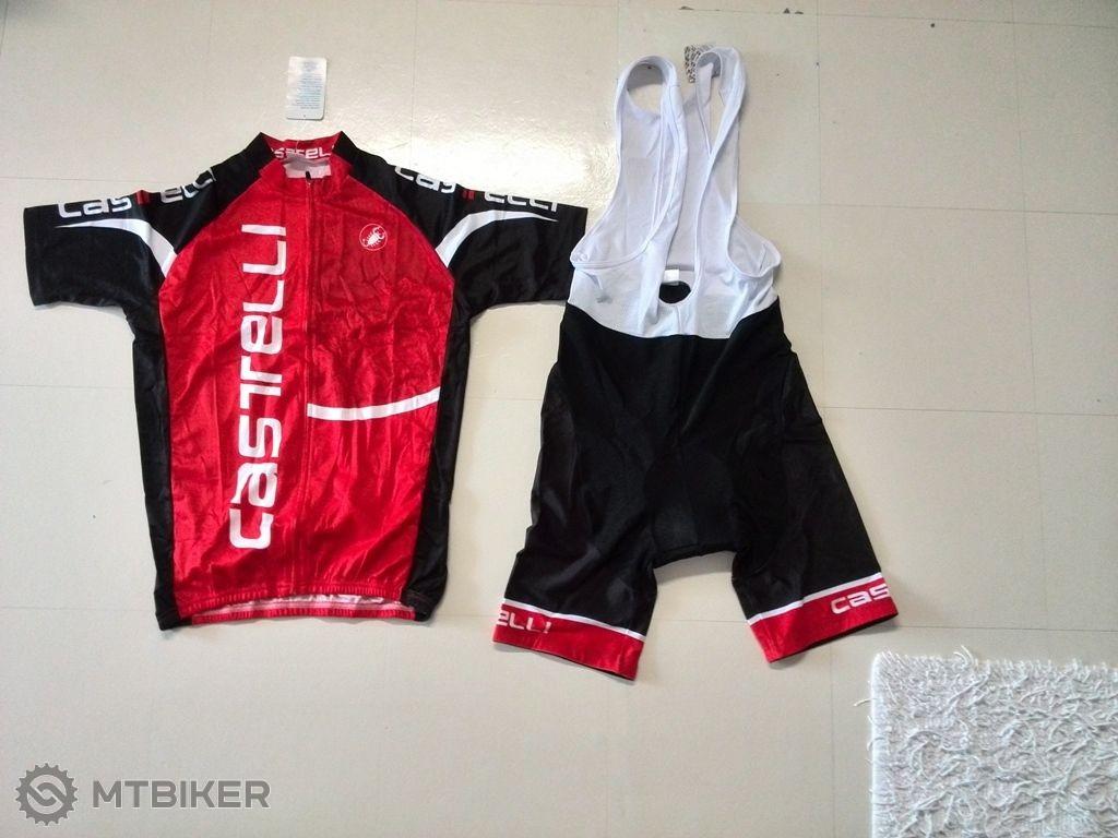 ceaca71f0a85a Cyklodres Castelli Vel. Xl - Príslušenstvo - Oblečenie a batohy - Bazár  MTBIKER