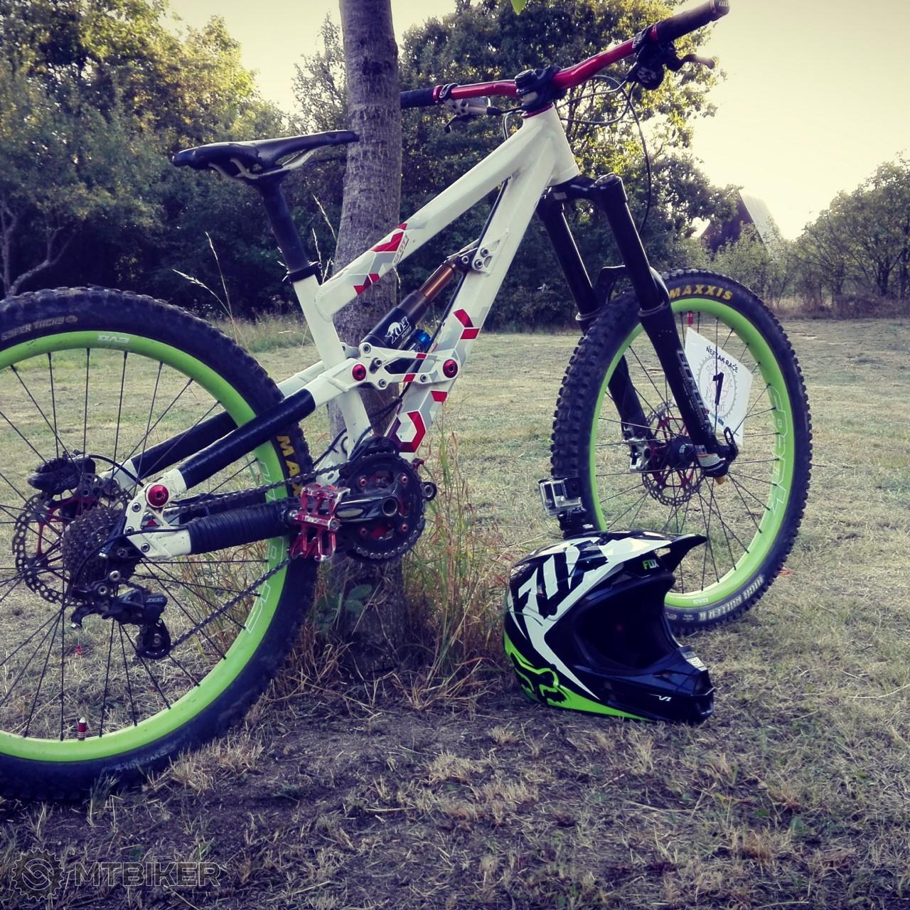 1b8de69ea Scott Voltage Fr20 - Bicykle - Celoodpružené - Bazár MTBIKER