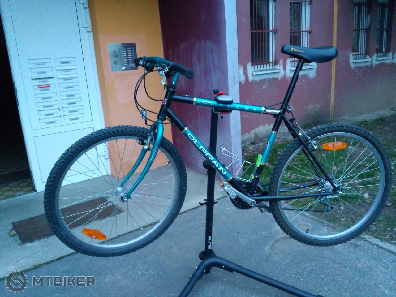 71817a3afc80b Pánsky Bicykel Olpran - Bicykle - Pevné a hardtail - Bazár MTBIKER