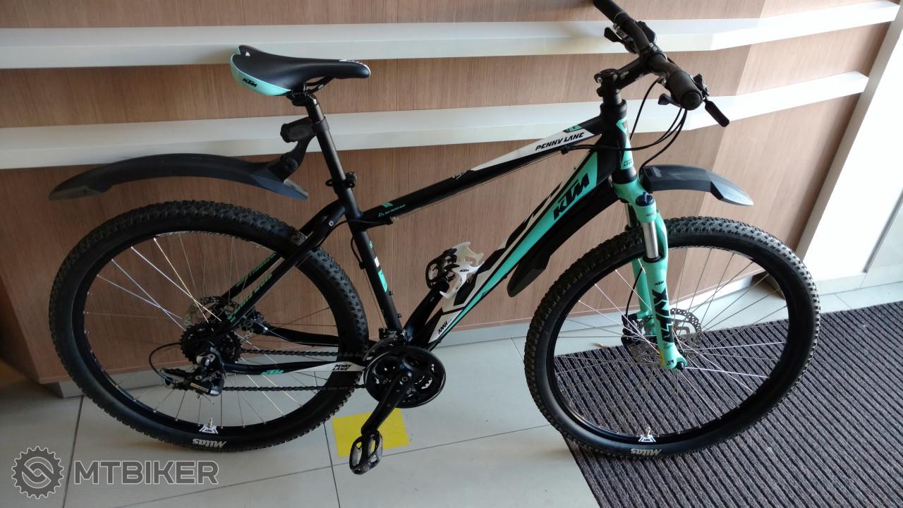ktm penny lane bicykle pevn a hardtail baz r mtbiker. Black Bedroom Furniture Sets. Home Design Ideas