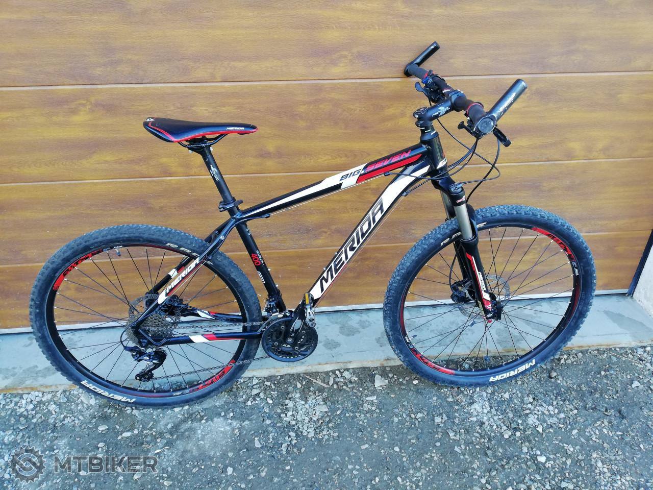 d9d8c9a0aa2d Predám Bicykel Merida Big.seven 400 2015 - Bicykle - Pevné a hardtail -  Bazár MTBIKER
