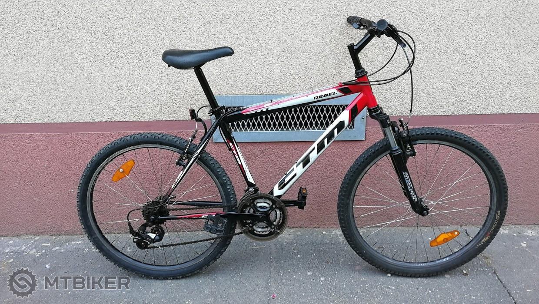 4ce9c6e94d369 Predám Horský Bicykel Ctm Rebel 1,0,kolesá:26