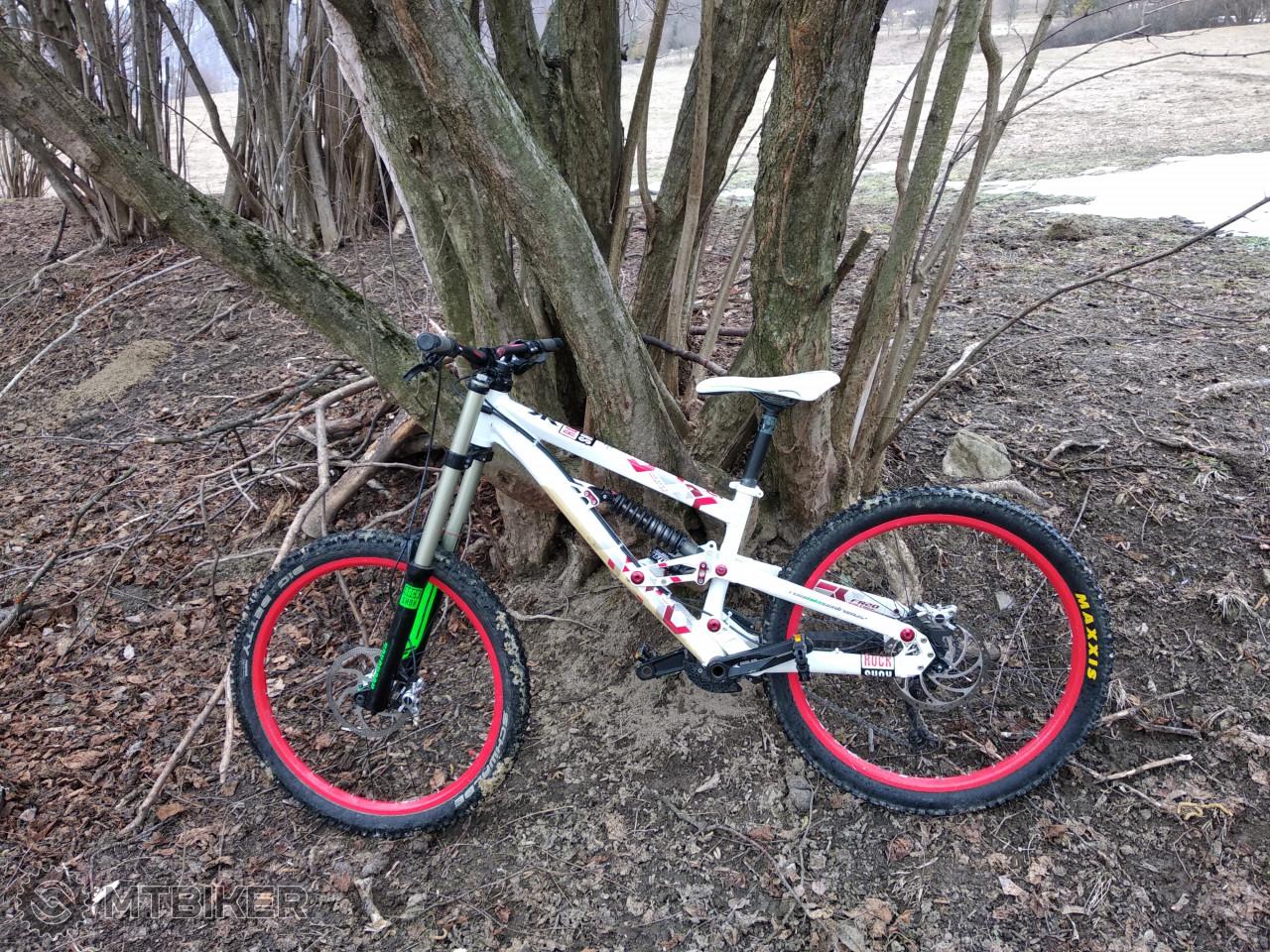 0dde50e24 Scott Voltage Fr 20 2012 - Bicykle - Celoodpružené - Bazár MTBIKER