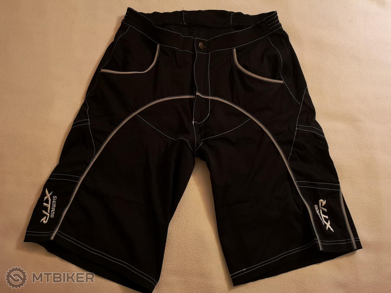 d8cea2f19fd06 Mtb šortky Shimano Xtr - Príslušenstvo - Oblečenie a batohy - Bazár MTBIKER