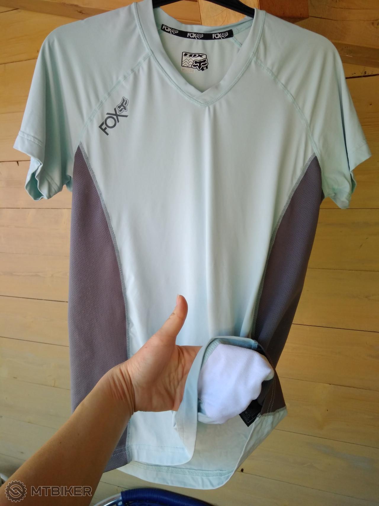 4b38917fd6da Dámske Tričko dres Fox Veľkosť M - Príslušenstvo - Oblečenie a batohy - Bazár  MTBIKER