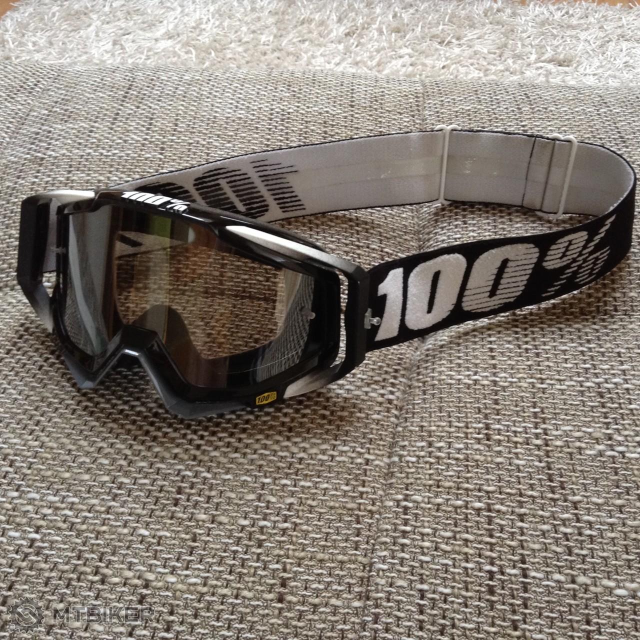 Okuliare 100% Racecraft - Príslušenstvo - Okuliare - Bazár MTBIKER 05bb6f0805c