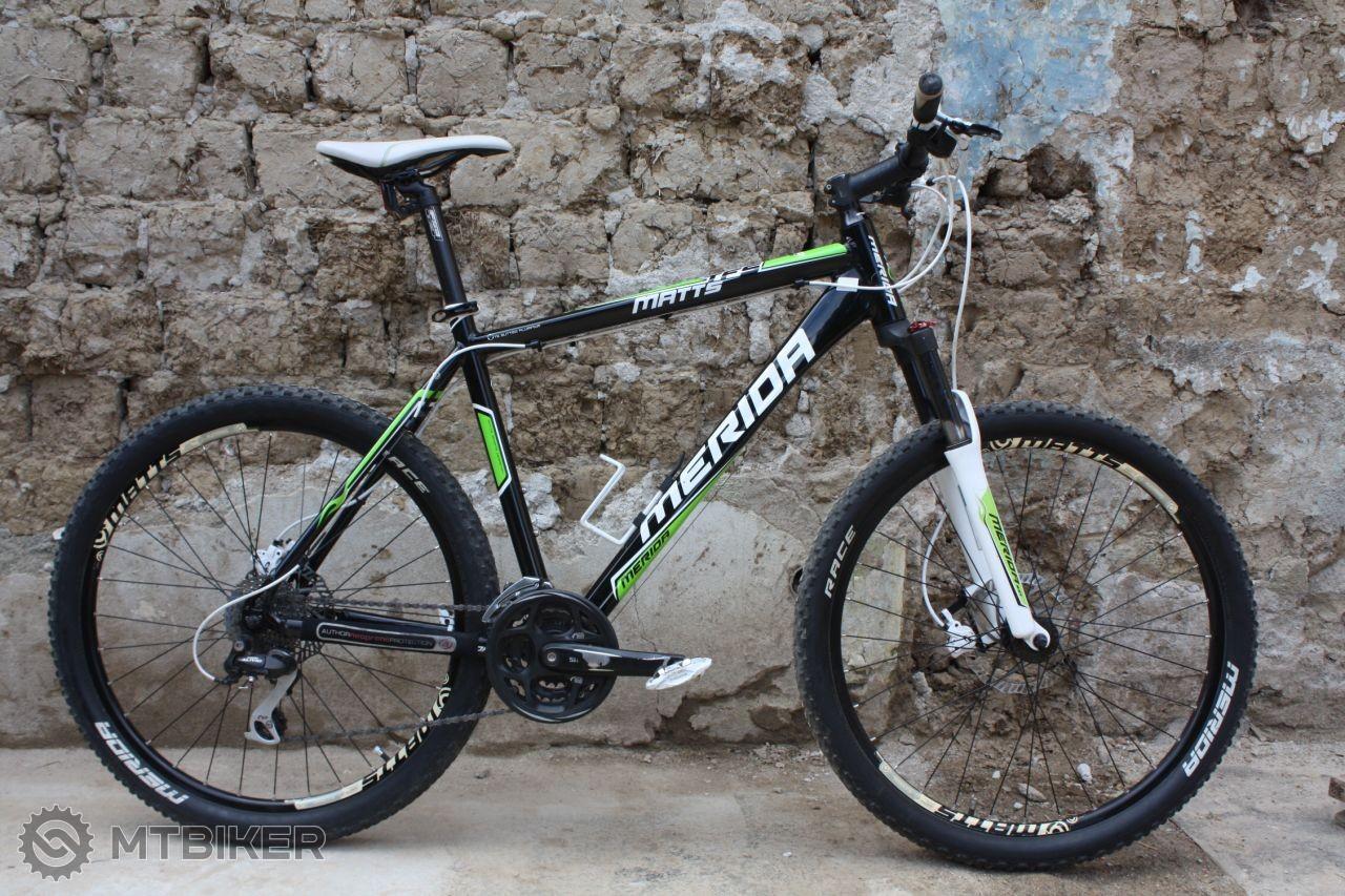 bab03583e59e Predam - Merida Tfs Matts 100d - 2011 Rok - Bicykle - Pevné a hardtail -  Bazár MTBIKER
