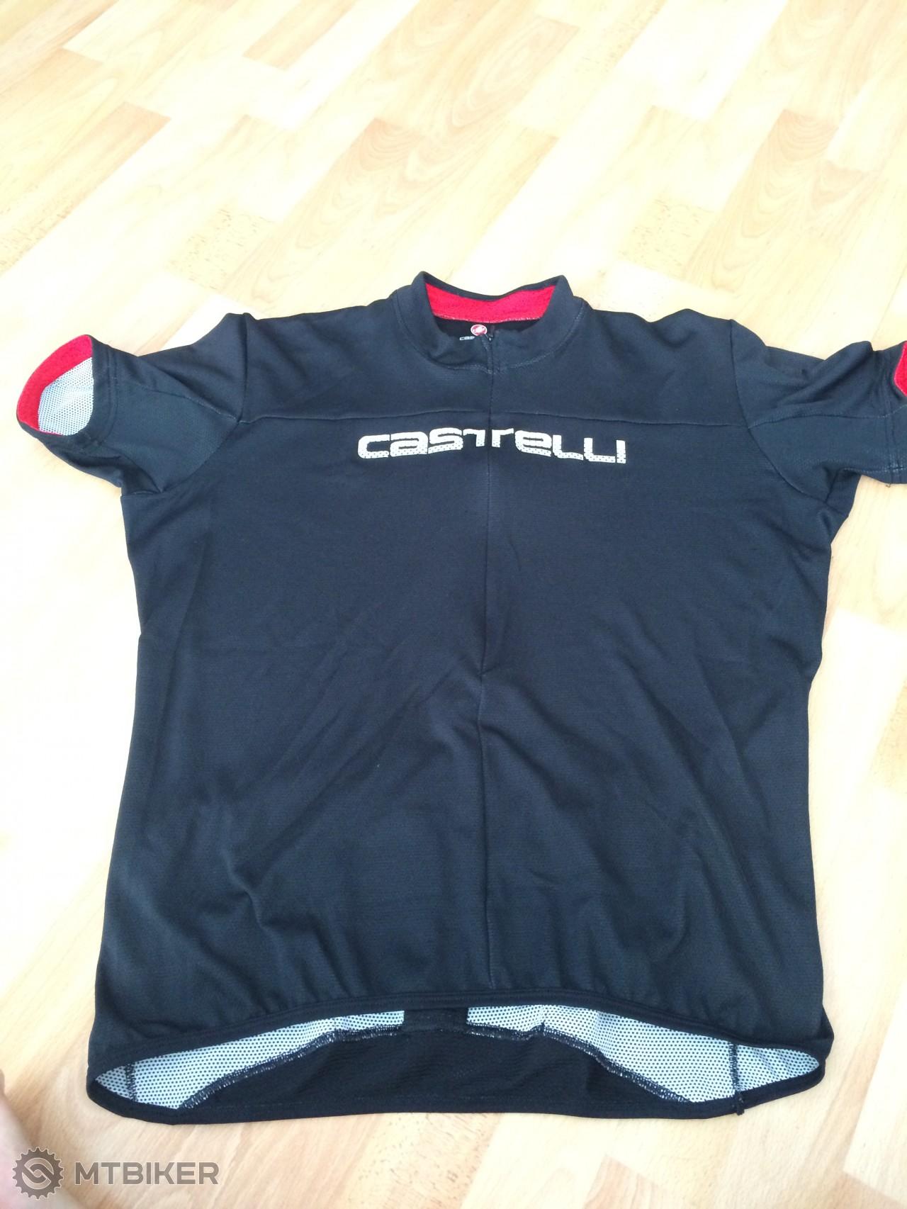 69590538d9d49 Dres Castelli A Skr Sykora - Príslušenstvo - Oblečenie a batohy - Bazár  MTBIKER