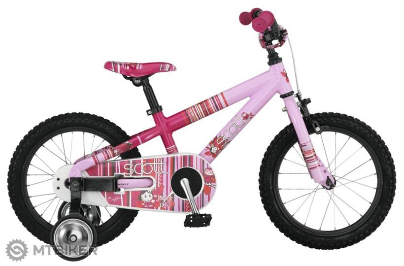 a145af11f9991 Detský Bicykel Scott Contessa Junior 16